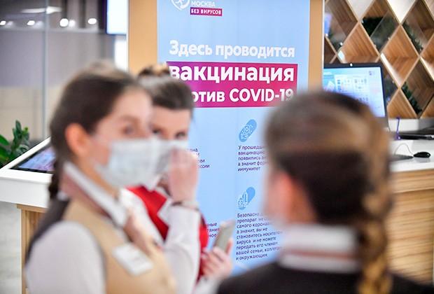 Прививки от коронавируса